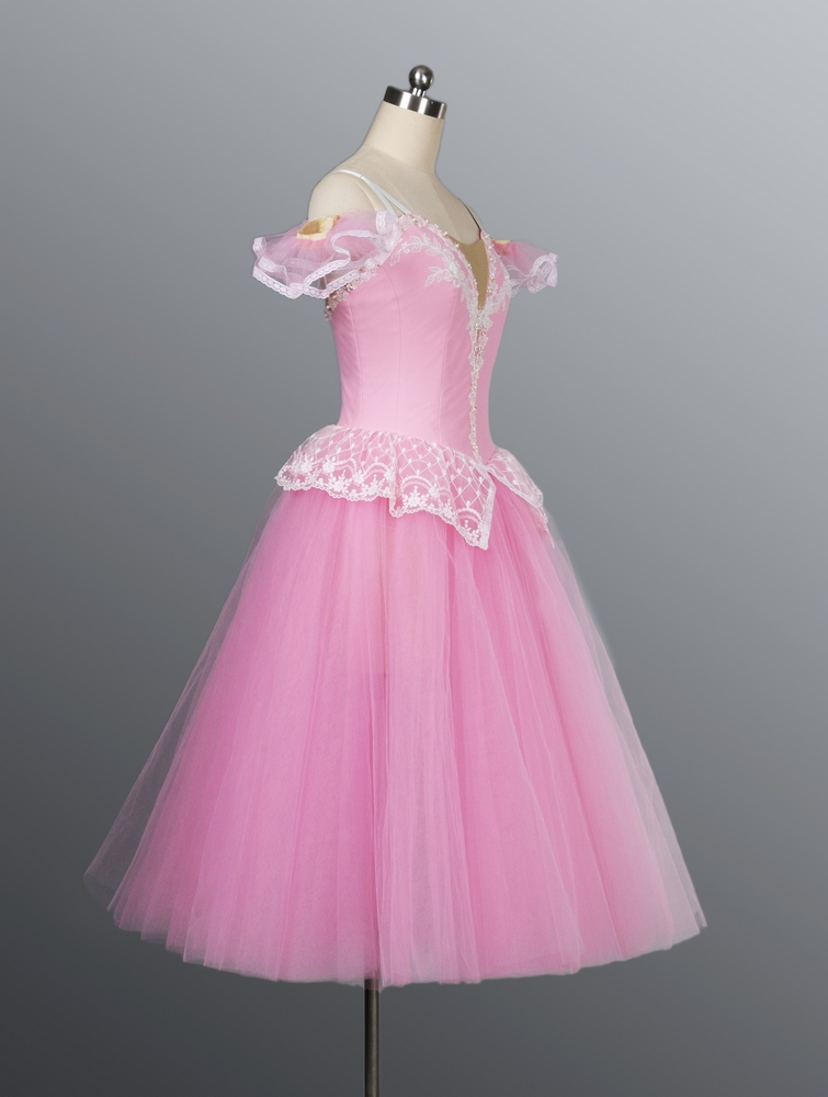 Free Shipping!Adult Ballet Long TUTU,Pink Ballet Stage ...