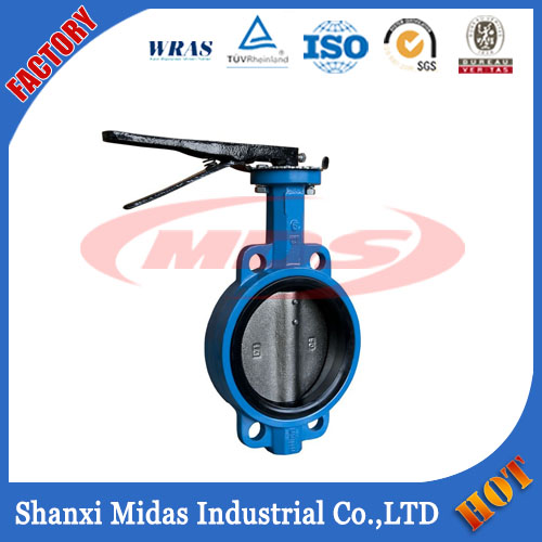 C200 Series Wafer 4 inch manual butterfly valve seat ring
