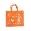 Factory customized foldable non woven tote bag