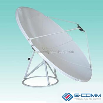 Ku Band Big Satellite Dish Antenna 8 Feet/offset Satellite Dish ...