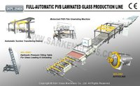 Fully Automatic Anti-Bombing Glass Laminated Production Line