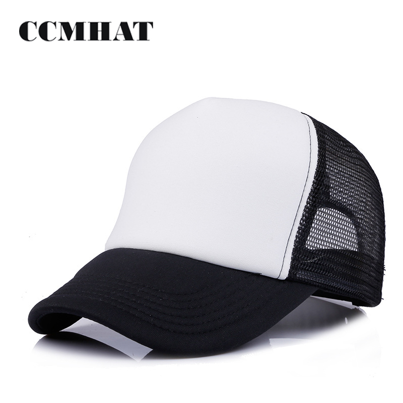 Front Faom And Back Mesh Trucker Cap For Safari Using