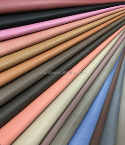 Synthetic furniture artificial PU leather