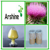 Manufacturer offer bulk silymarin milk thistle extract powder