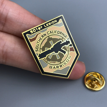 2018 Shanghai hot cute soft custom enamel pin for souvenir