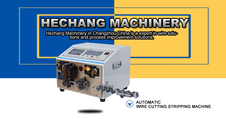 Automatic electric cable cutter stripper wire electrica cutting stripping machine