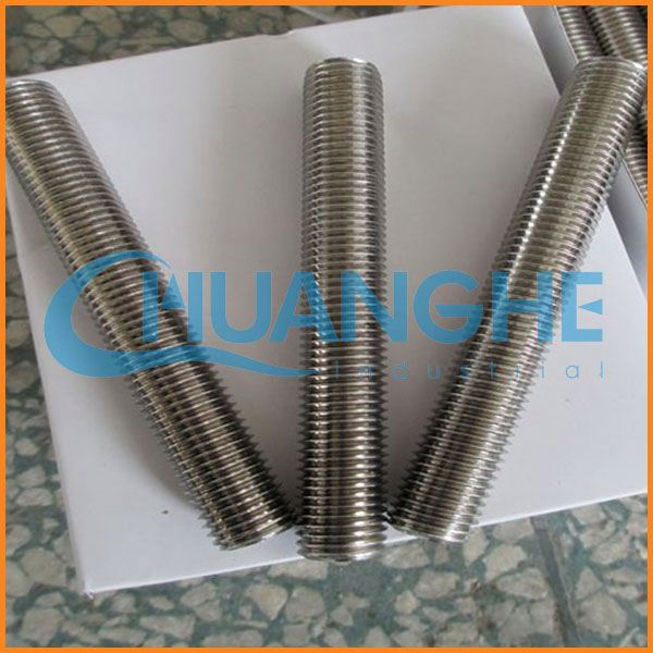 china suppliers fasteners hastelloy c4 c22 thread rod m39