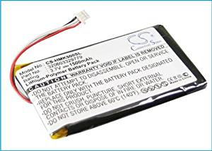 VINTRONS Battery for Harmon Kardon GPS-500 320603329779 3.7V 1500mAh