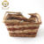 KINGWILLOW,Rectangle cheap wicker basket with handle