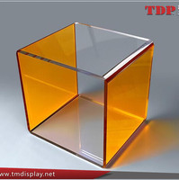 Manufacturer Acrylic ball Display Case