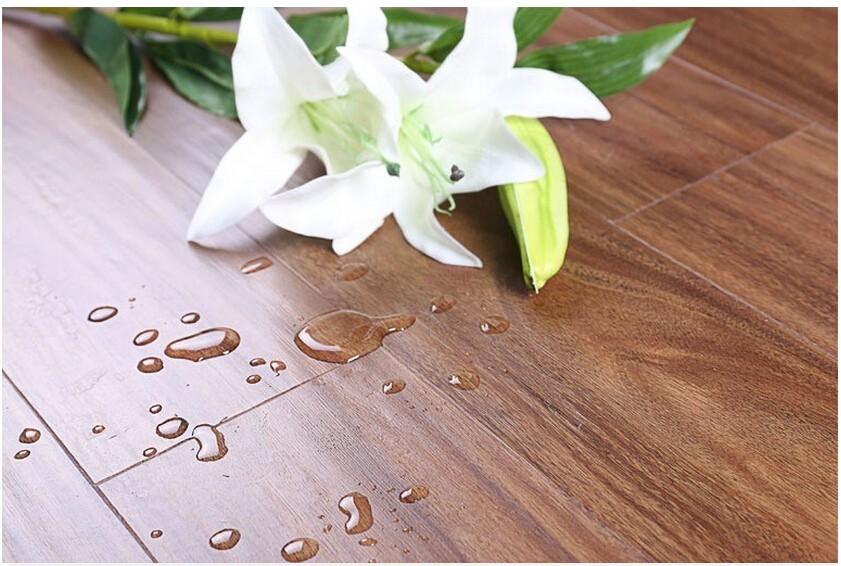 Scratch Resistant Eco Waterproof Luxury Vinyl Flooring