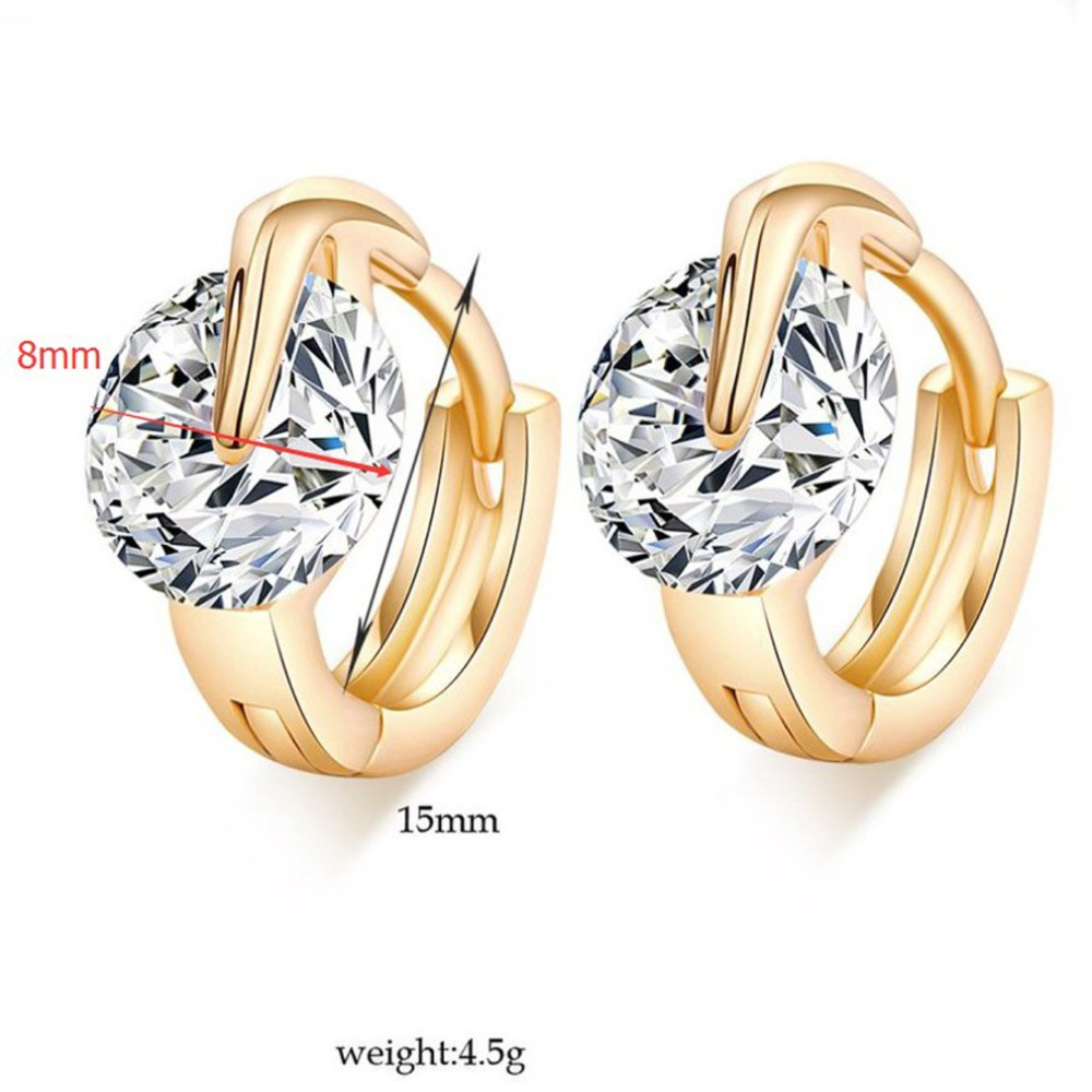 Wholesale China Yiwu Top Quality Simple Style 18k Gold Plated ...