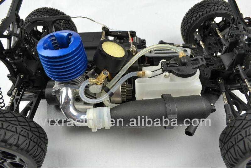 Go 18 Engine Rc Car Gas Racing Two Sd Petrol