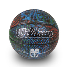 Factory Outlet Wholesale Custom Outdoor Street Dazzle Color Personality Basketball