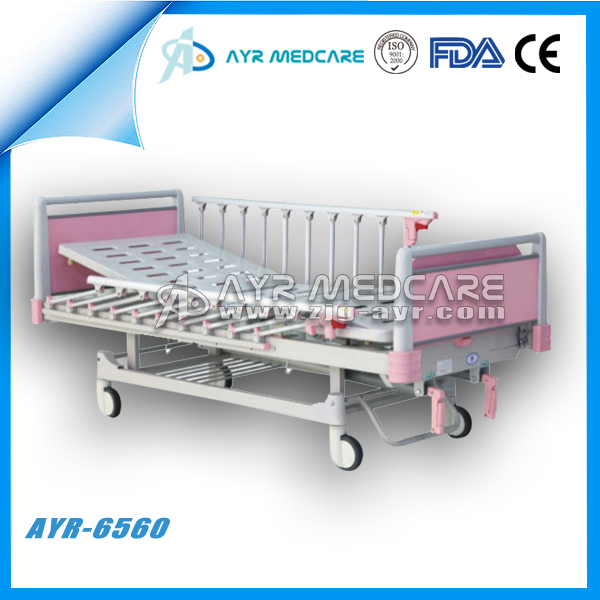 Ayr 6560 Manual Pediatric Bed Hospital Bed Manufacturer