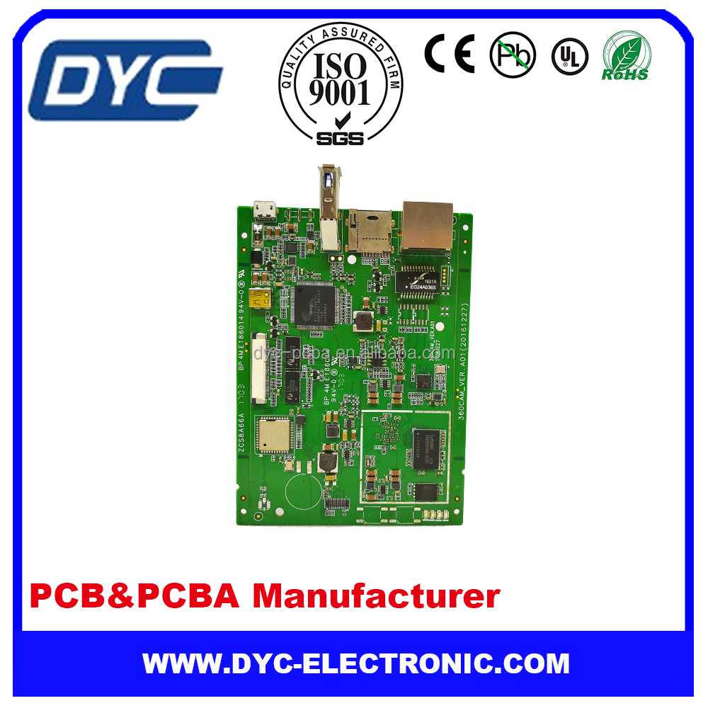 Pcb Smt Bga Dip Assembly Wholesale Suppliers Alibaba Odm Oem Printed Circuit Board Service