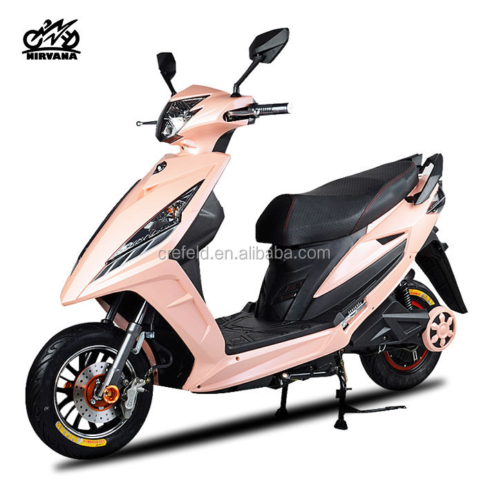 2016 Christmas gift 60V20AH New 1000W S7 electric motorcycle bicycle with EEC