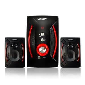 2018 active computer speaker 2.1 multimedia speaker with home theater system