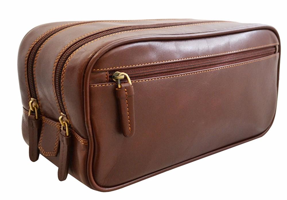 220a1f2a2bda Leather Mens Supply Toiletry Bag Case / Dopp Kit/ Travel Kit Wash Bag - Buy  Toiletry Bag Case,Wash Bag,Leather Toiletry Bag Mens Product on ...