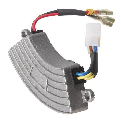 Generic Shockproof 2kw-3kw Automatic Voltage Regulator Petrol Generator Excitation AVR