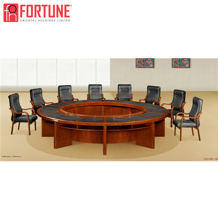 Person Person Round Conference Table Made In China Buy - Round conference table for 10