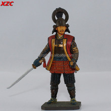 Toy Soldier In Possesso di Spada <span class=keywords><strong>Samurai</strong></span> Figurine Cavaliere Figurine