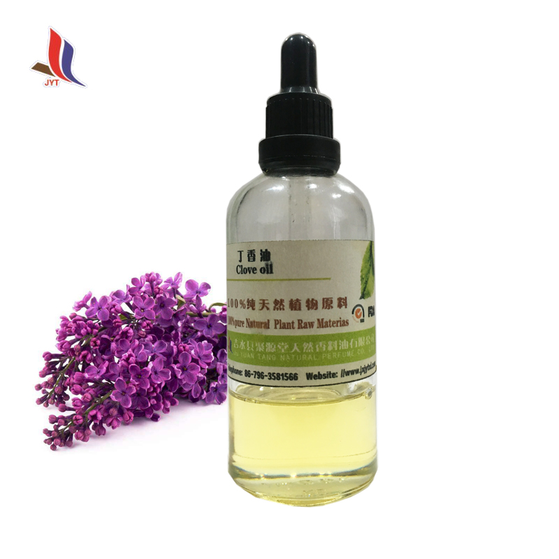 Pure Natural Clove Oil for Alcohol Wine Tobacco Flavors Fragrance