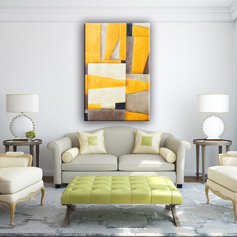 2016 new designs abstract wall canvas painting for sale