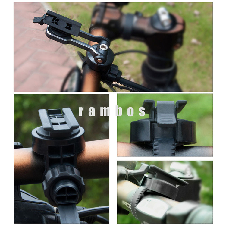 Universal Quick Click Grip Bike Cellphone Handlebar Bicycle Mount Holder for Huawei mate8 p9