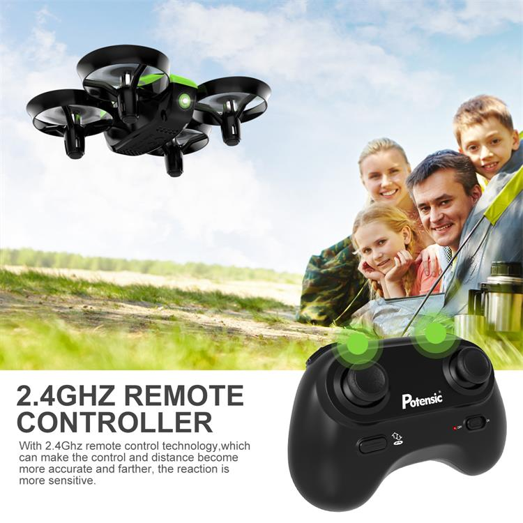 Hot items altitude hold mode 2.4GHZ rc remote control toy drone mini