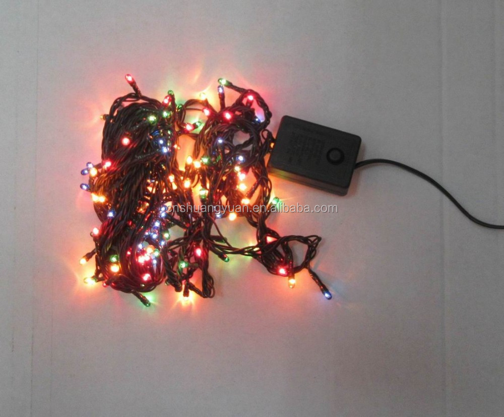 Best Selling promotion rice string lights/Christmas string lights Cheap