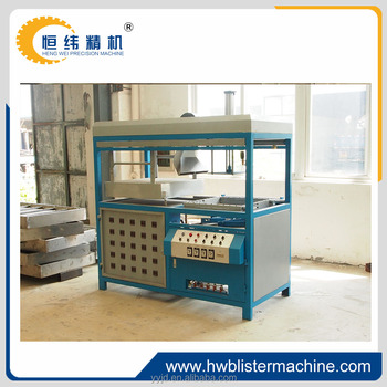 cheap price small vacuum form machine for blisters