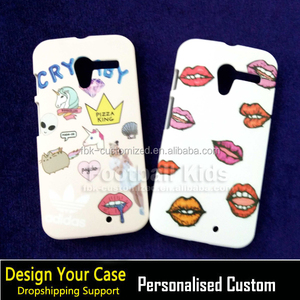 Red Lip design new products ultraslim mobile phone cases For MOTO X, For MOTO X case custom