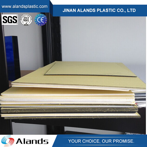pvc sheet for photo album thin pvc photo book sheet