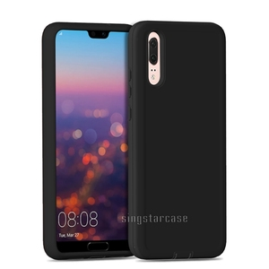 2 in 1 series rugged shockproof phone shell For Huawei P20 Case Cover