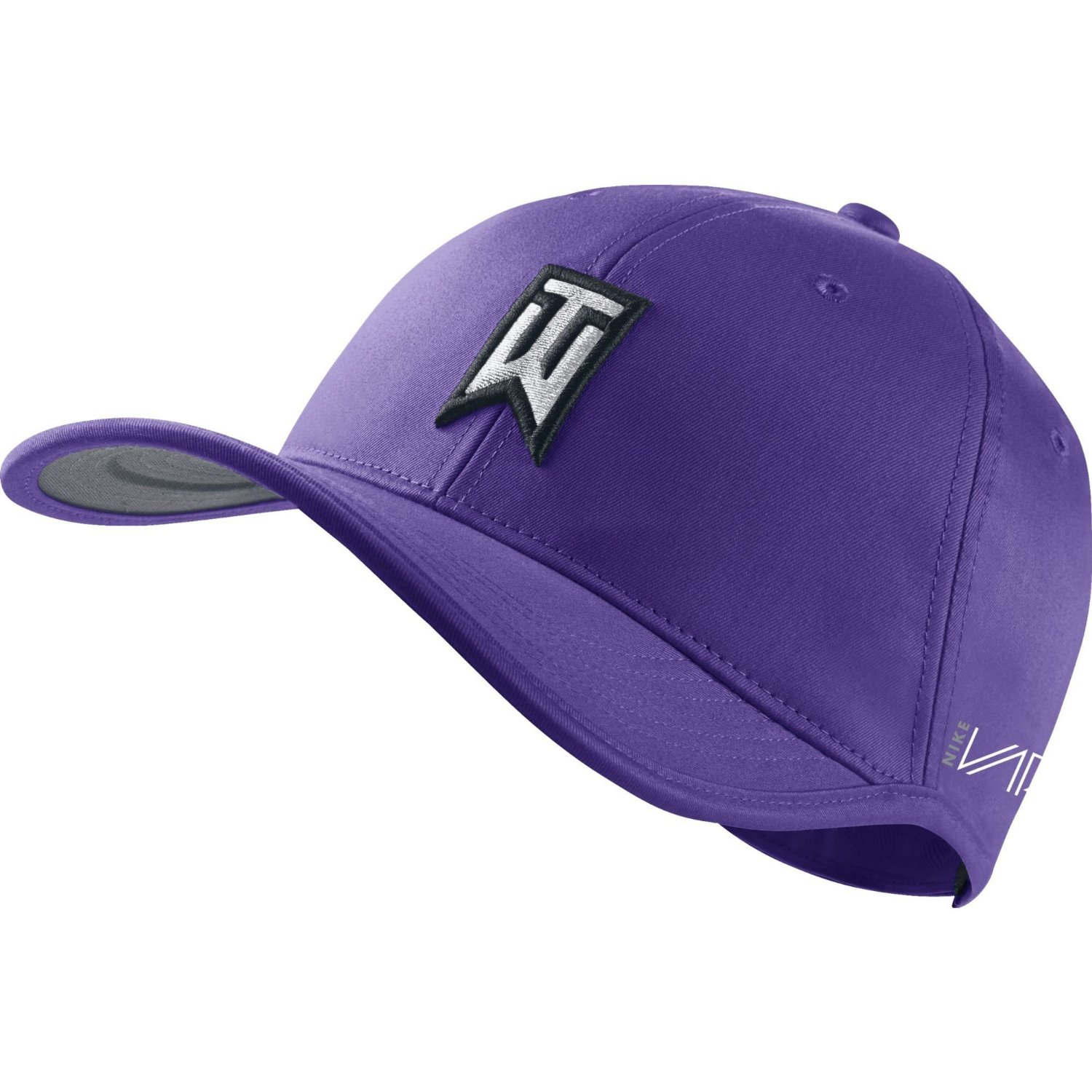 f155667bce7 NEW Nike Tiger Woods Ultralight RZN Vapor Purple Adjustable Hat Cap
