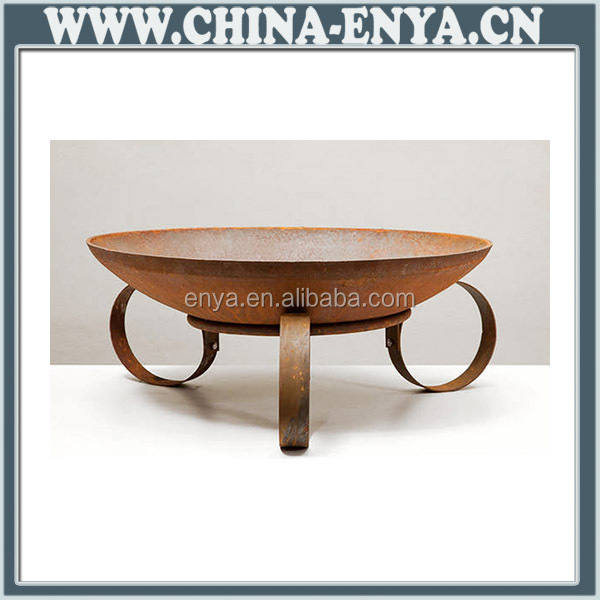 China supplier insert wood fire pit