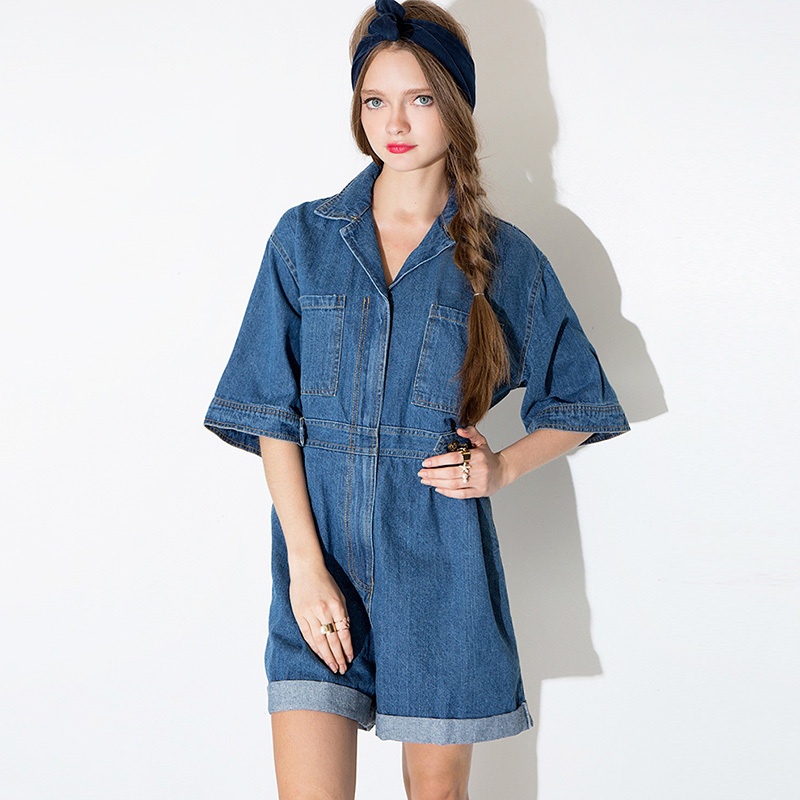 Cheap Womens Denim Jumpsuit Find Womens Denim Jumpsuit Deals On
