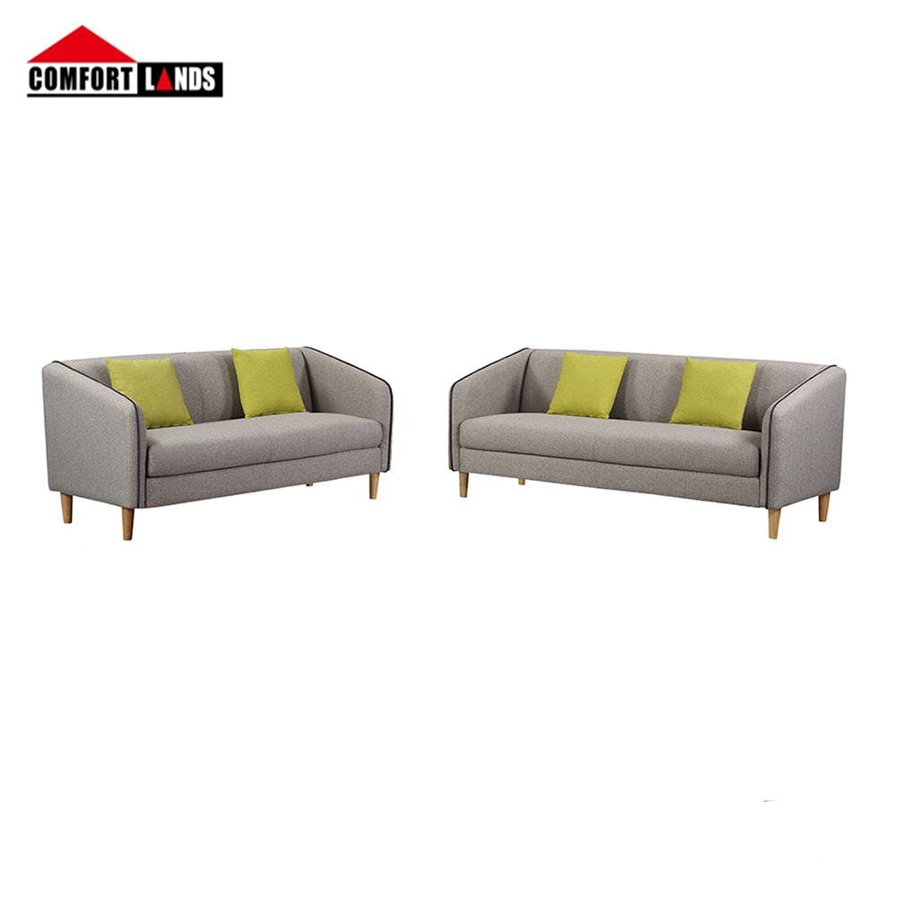 Low Price New Model Wooden Sofa Sets