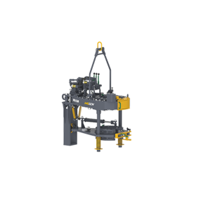 SL4500 tubing hydraulic power tongs with API