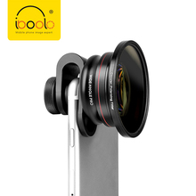 IBOOLO Most fashionable HD 4K 16MM PRO super wide angle lens for mobile phone