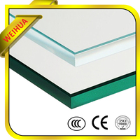 8mm bronze partition wall tempered glass to Europe with CE/CCC/SGS/ISO