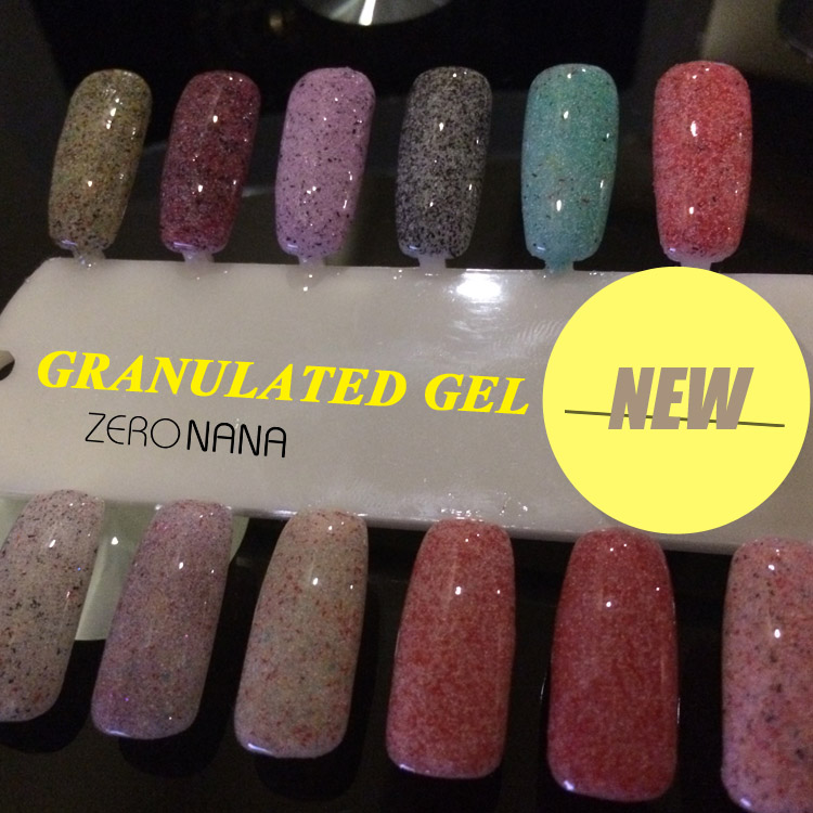 Crystal Gel Nail Video: Zero Nana Professional Crystal Nails Uv Bling Color Gel