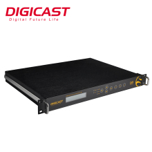 Digital Cable TV IRD Digital TV Headend System HD/SD MPEG2/H.264 Decoding 2 Channels Professional IRD With CI BISS Decryption