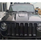 Offroad Steel Engine Hood Bonnet for Jeep Wrangler JL 2018+ car accessories