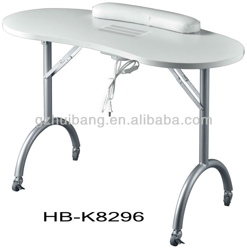 Folding Small Wooden Nail Table For Sale Hb K8300 View