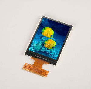 China 2.4 inch TFT module lcd display FPC 240 x 320 ( PJT240H02H24-200P36N )