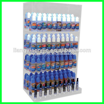 Acrylic E-liquid Display E Cigarette Rack/e Juice Display/acrylic ...