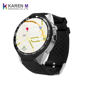 New S99C 69USD Smartwatch 3G WIFI GPS smart watch Android 5.1 OS MTK6580 CPU 1.33 inch Screen 2.0MP camera PK kw88 watchPhone