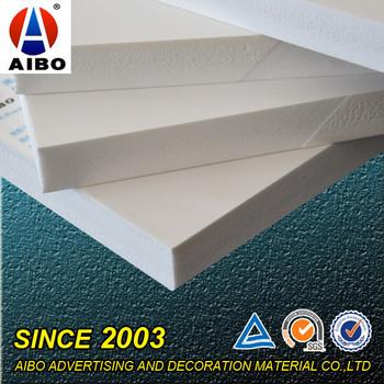 7e6cc92ae73 Branco folhas de plástico placa de espuma de papel fino e flexível para  publicidade pinturas